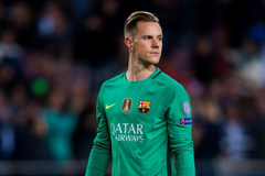 Ter Stegen the matchday MVP after another great performance