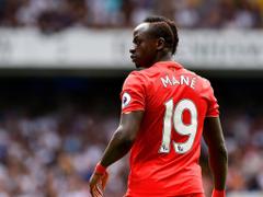 Liverpool news Sadio Mane allays injury fears on return from