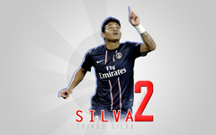 Thiago Silva Football Wallpapers