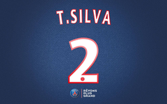 Thiago Silva Logo Wallpapers