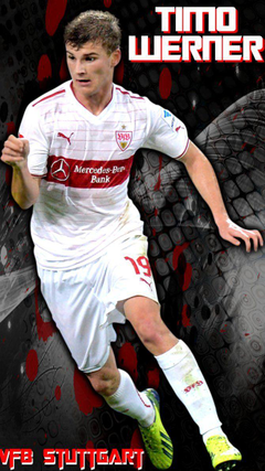 Timo Werner Wallpapers by PiaDesigns
