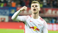 Timo Werner back in goalscoring stride for victorious RB Leipzig