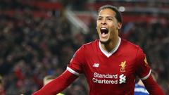 Van Dijk enjoys fairytale Liverpool debut