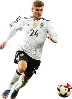 Timo Werner by dma365