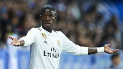 Vinicius calm as he waits for Real Madrid chance