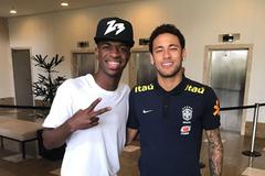 Real Madrid spent 67 million to sign Vinicius Junior before he