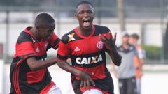 Corinthians tentou tirar Vinícius Júnior do Flamengo