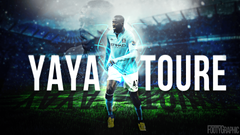 Yaya Toure Wallpapers HD