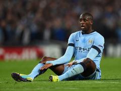 Yaya Toure Manchester City star racially abused on return to
