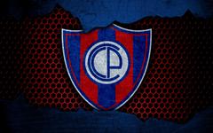 wallpapers Cerro Porteno 4k logo Paraguayan Primera