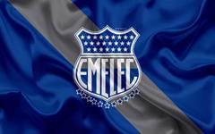 wallpapers CS Emelec 4k Ecuadorian football club silk