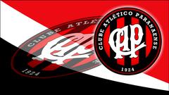 Página Inicial Clube Atletico Paranaense