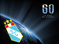 Sporting Cristal invoca a sus hinchas por la Hora del Planeta