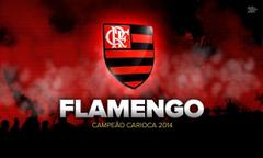 Wallpaper baixe aqui o papel de parede do Flamengo campeão