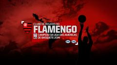 Baixe o wallpapers do Flamengo campeão da Liga das Américas