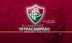 Wallpapers Fluminense Campeão Brasileiro de 2012