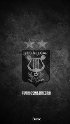 stock photo of futbol Melgar peru