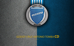 wallpapers Godoy Cruz Antonio Tomba 4k logo Argentina