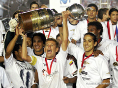 Copa Libertadores 2008 Quito Trophy Wallpapers Wallpapers Players