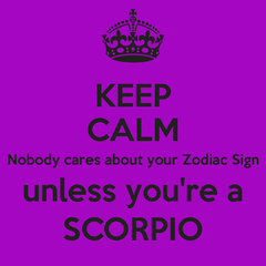 Scorpio Zodiac Sign Wallpapers