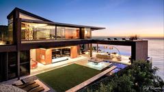 Modern Luxury Mansions in 4K