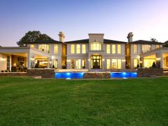 Mega mansion in sleepy suburb wins top realestate au