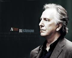 Alan Rickman HD Desktop Wallpapers