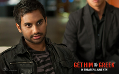 Aziz Ansari in Get Him to the Greek Wallpapers 4 Wallpapers