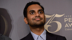 Aziz Ansari returns after sexual misconduct allegations