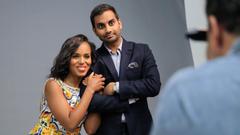 Kerry Washington Aziz Ansari Actors on Actors Variety