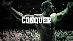 Arnold Schwarzenegger Conquer Muscle Bodybuilding wallpapers