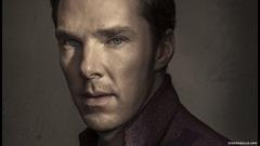 Cool Benedict Cumberbatch cliparts ID 201