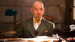 Movies men actors shutter island ben kingsley wallpapers