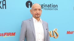Sir Ben Kingsley played a nasty trick on a fan
