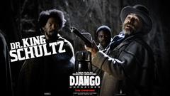movies django unchained jamie foxx christoph waltz wallpapers and