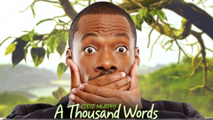 A Thousand Words Eddie Murphy Hand On Mouth Wallpapers