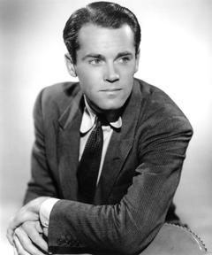 Photo Fresh Singer Henry Fonda