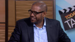 Forest Whitaker talks about Broadway debut new Star Wars project