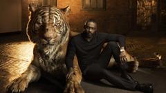Idris Elba Shere Khan The Jungle Book Wallpapers