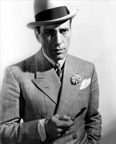 Humphrey Bogart Scar