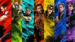 Wallpapers Thor Ragnarok Jeff Goldblum Anthony Hopkins Cate