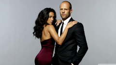 Jason Statham And Natalie Martinez HD desktop wallpapers High