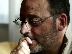 Wallpapers Jean Reno actor Hollywood glasses beard gray haired