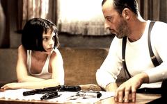 Jean Reno Leon The Professional Natalie Portman Guns Movies