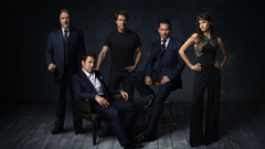 Wallpapers 4k Dark Universe Russell Crowe Javier Bardem Tom Cruise