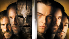 Movie The Man in the Iron Mask Leonardo Dicaprio Jeremy