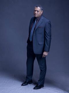 Hannibal TV Series image Laurence Fishburne as Agent Jack Crawford
