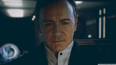 Call Of Duty Advanced Warfare Kevin Spacey HD desktop wallpapers