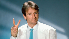 FUCK Robin Williams Laser Time