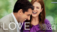 Julianne Moore and Steve Carell in Crazy Stupid Love Wallpapers